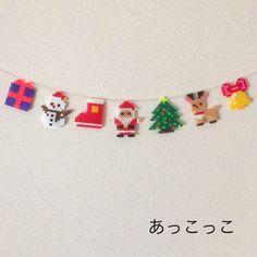 再販×3クリスマスガーランド①♡