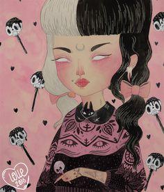 loll3:  Skully-Pop Lolle (2016)
