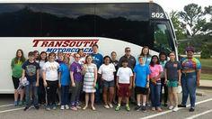 Mercer Children's choir on tour to NYC and Washington DC