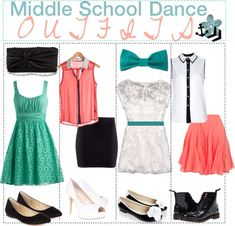 I might wear something like the green one for my spring formal