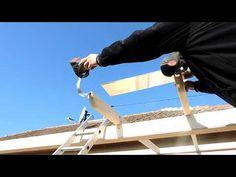 1449. Előtető projekt - vázszerkezet 2 percben 🪓❤ - YouTube The Row, Gym Equipment, Youtube, Workout Equipment, Youtubers, Youtube Movies
