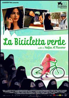 Muestra 'La bicicleta verde' un conmovedor retrato de lo que significa ser mujer en Medio Oriente.