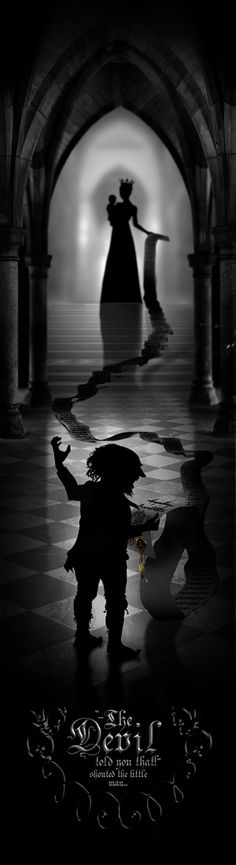 Fantasy Noir on Behance