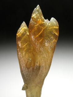 Amber Calcite / Norway