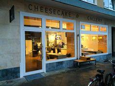 PYC: Cheesecake & Gallery