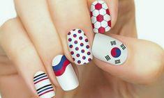 mundial 2018 nails - Yahoo Image Search Results