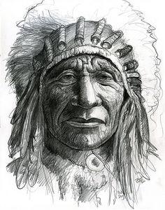 Native American close-up | Flickr - Photo Sharing!