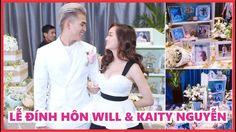 Will 365 và Kaity Nguyễn tình tứ trong tiệc đính hôn lộng lẫy
