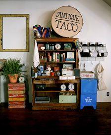 Pictures : Antique Taco, Wicker Park