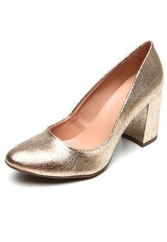 d310140255 31 melhores imagens da pasta Saltos em 2018   Thick heels, Ankle ...