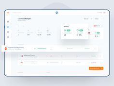 Web Dashboard, Dashboard Design, Ui Ux Design, Interface Design, User Interface, Ui Kit, Budget App, Ui Design Inspiration, Design Ideas