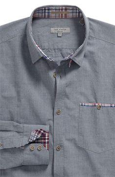Ted Baker London Casual Sport Shirt  $155