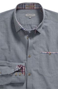 Ted Baker London Casual Sport Shirt  $155