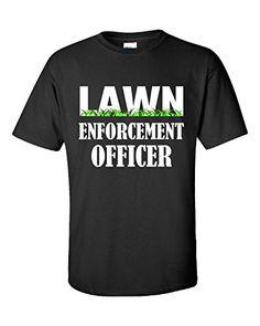 Lawn Enforcement Officer Summer Grass Nature Garden Yard Man - Unisex Tshirt Black S Super Fan Shirts http://www.amazon.com/dp/B010ADQG86/ref=cm_sw_r_pi_dp_ApWIvb04M234P