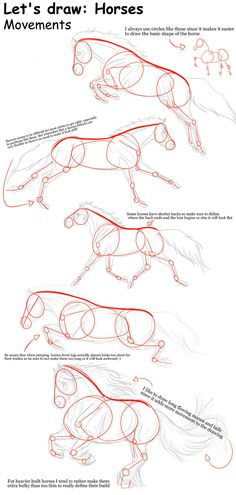Horse movements - Tutorial by TinyGlitch