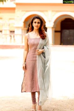 Pin by cinemakkaran on indian actress photos in 2019 indian Churidar Designs, Kurta Designs Women, Simple Kurti Designs, Dress Indian Style, Indian Dresses, Indian Wedding Outfits, Indian Outfits, Indian Attire, Indian Wear