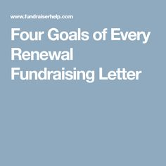 Fundraising Letter Template Ultimate Way To Request Donations