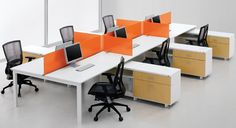 You should ensure that your office furniture is suitable for your employees. Here are some modern office furniture ideas you should know before purchasing them. Diy Kids Furniture, Office Furniture Design, Modular Furniture, Office Interior Design, Office Interiors, Online Furniture, Furniture Ads, Small Furniture, Modern Furniture