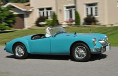 Ottawa to be invaded by classic MGA sports cars | Driving
