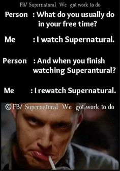Always rewatch