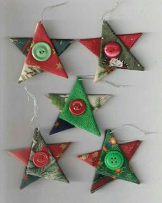 Triangles = Stars