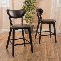 Shop for Christopher Knight Home Ferra Bonded Leather Counter Stool (Set of 2). Get free shipping at Overstock.com - Your Online Furniture Outlet Store! Get 5% in rewards with Club O!