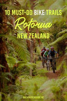 When It Comes To Downhill Thrills Rotorua Is A Clear Winner It