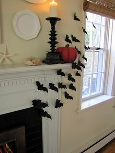 To add to my Halloween bat collection