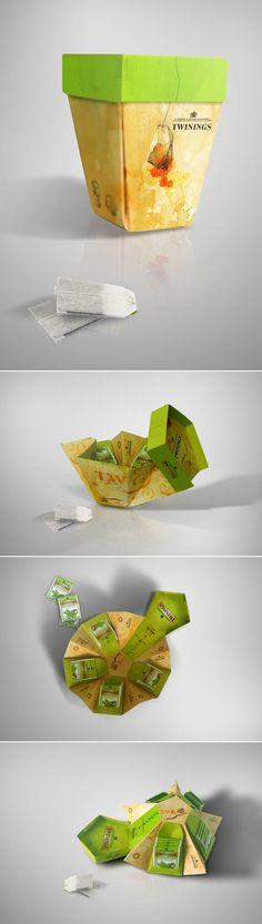 Tea-Package