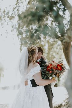 California Fall Wedd
