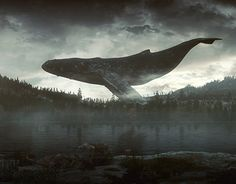 "Check out new work on my @Behance portfolio: ""Whales"" http://be.net/gallery/57652209/Whales"
