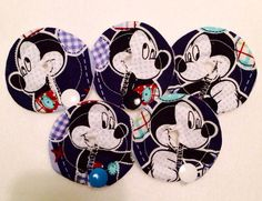 Mickey Mouse  Gtube pads Gtube covers mickey by MyTubiescloset, $12.00