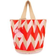 SOPHIE ANDERSON Jonas 2 woven-cotton tote