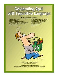 Figurative Language Study-$3.95