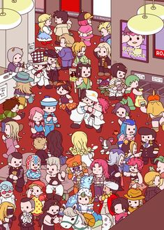 Chibi JoJo meet-up Jojo's Bizarre Adventure, Jojo's Adventure, Animes Wallpapers, Cute Wallpapers, Chibi, Jojo Anime, Pokemon, Fanarts Anime, Jojo Memes