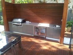 "Find out even more details on ""outdoor kitchen designs layout"". Browse through o… Find out even more details on ""outdoor kitchen designs layout"". Browse through our website. Outdoor Remodel, Outdoor Kitchen Design, Privacy Screen Outdoor, Kitchen Designs Layout, Diy Outdoor Kitchen, Outdoor Kitchen, Basic Kitchen, Kitchen Style, Outdoor Kitchen Bars"