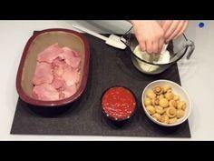Sahneschnitzel à la Karin [Blitzrezept] aus dem großen Zaubermeister von Pampered Chef® - YouTube