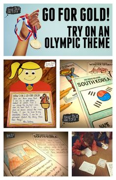 Winter Games Classroom Ideas