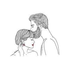 """Me arrimo a la barba que me calienta."" Sara Herranz"