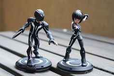 Video Games   The Disney Originals Character Figures for Disney Infinity 3.0 are adorable and fascinating. Try Mulan, Olaf, Mickey, Minnie, or Sam Flynn or Quorra from Tron.
