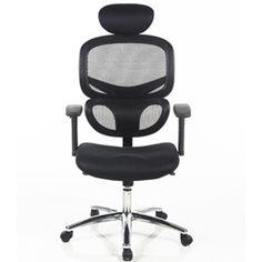 Ergo Simplicity High Back Mesh Swivel Chair