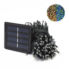 Cheap led solar fairy lights, Buy Quality string solar lights directly from China 200 led solar Suppliers: 22M 200 LED String Lights Solar Lamp Fairy Lights 8 Modes With Solar Panel Waterproof For Outdoor Lighting Christmas Decoration