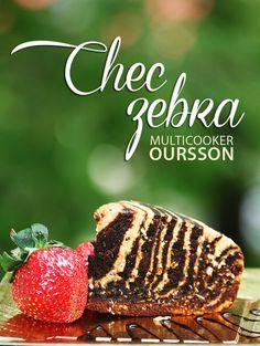 Multicooker Oursson: Reteta de chec zebra in imagini