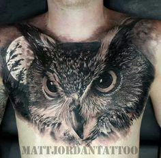 Matt Jordan Ship Shape Tattoo