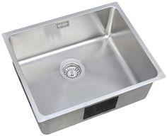 Pyramis Lydia large undermount sink