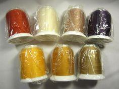 YLI Monet Embroidery Thread 1000 yards 7 spools - Thread