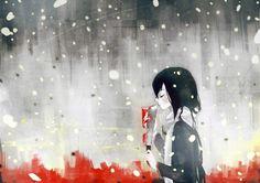 Reminds me very much of Kara no Kyoukai