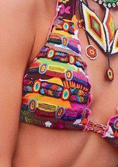 Bendito Zambia Bikini | Agua Bendita Swimwear 2012