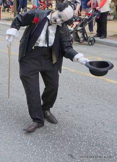 Charlie Chaplin Charlie Chaplin, The Magicians, Street, Roads