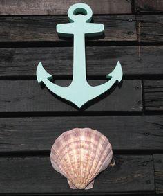 Wood anchor #wood #homedecor #perlanegra #anchor Wood Anchor, Mansion, Symbols, Home Decor, Art, Art Background, Decoration Home, Room Decor, Icons